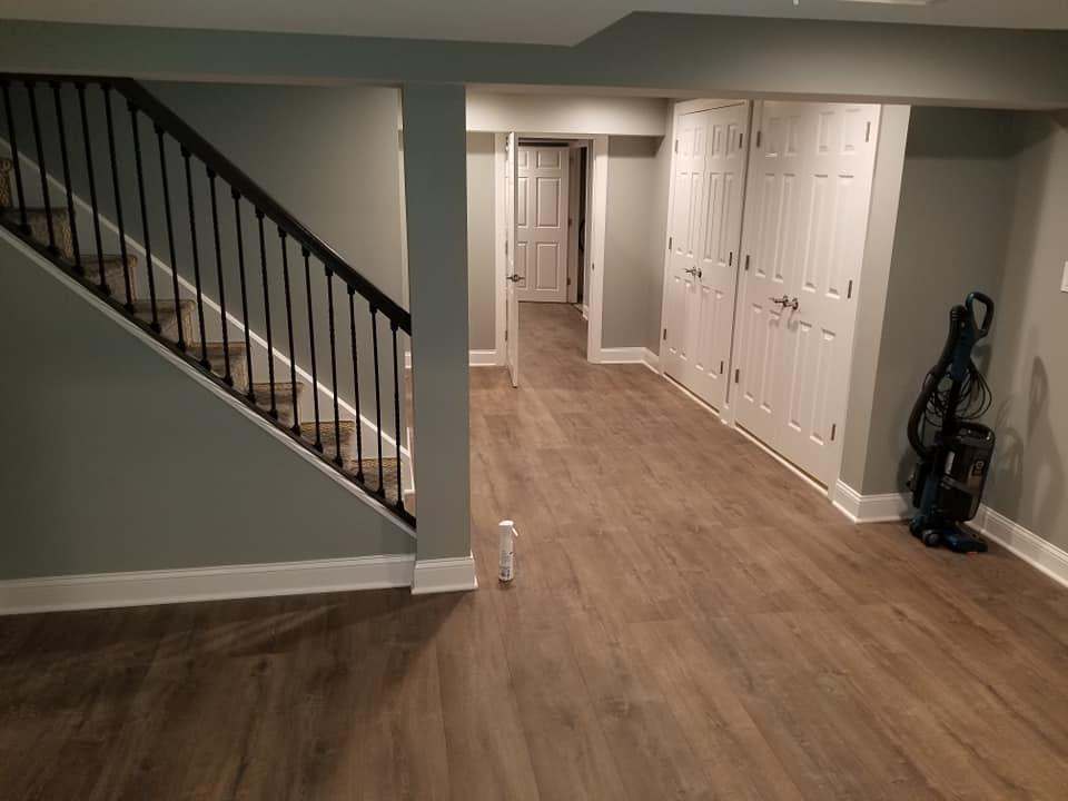 basement finishing service