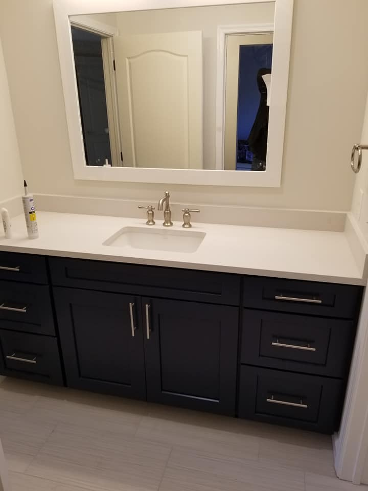 MAW Construction, INC. Bathroom Remodeling