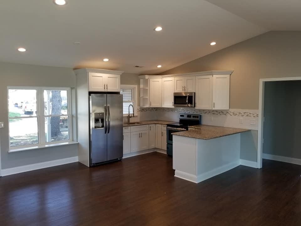 Kitchen Home Remodel Contractors