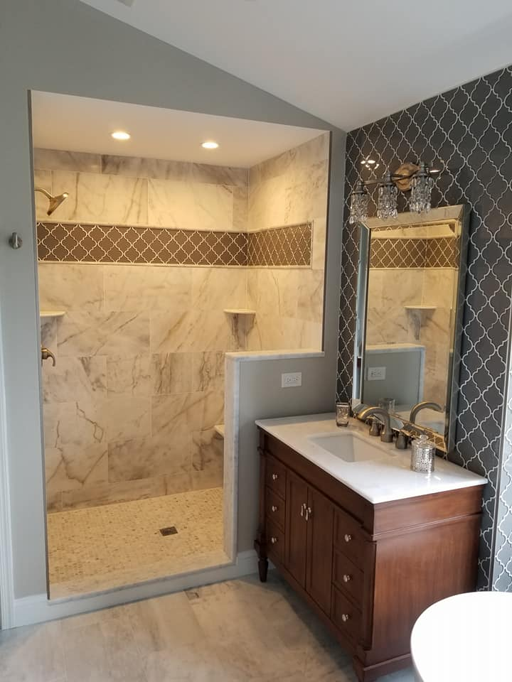General Contractors Bathroom Remodeling