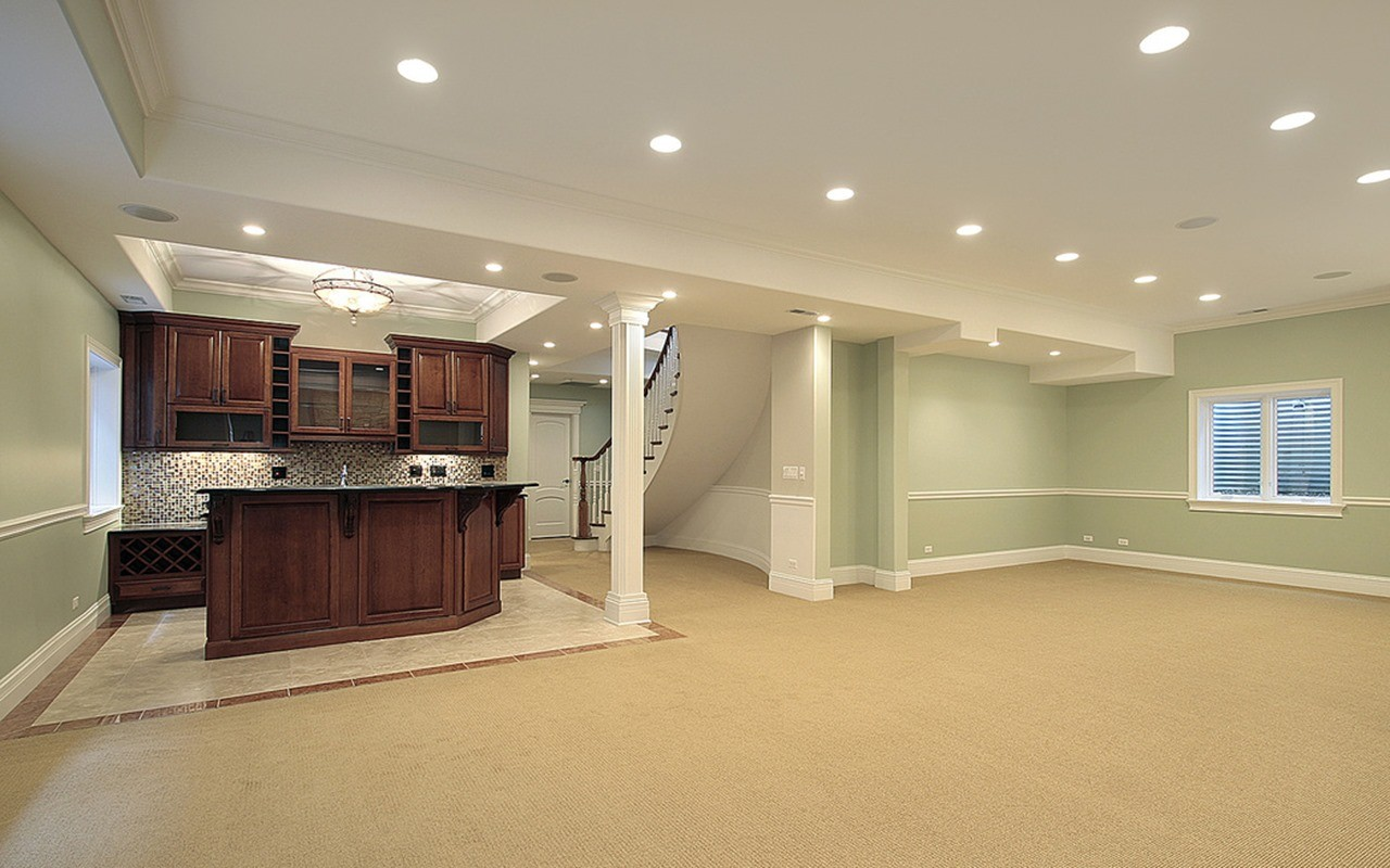 Finish Your Basement With MAW Construction, Inc.