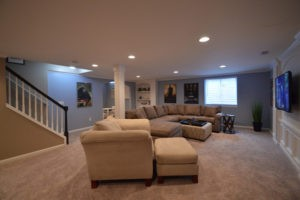 Finished Basement Services