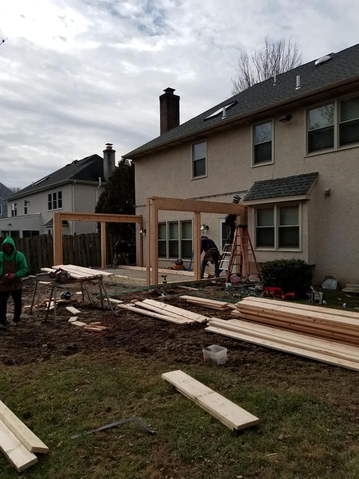 Home Addition Build