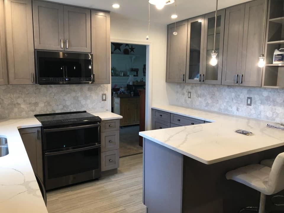 Bucks County PA Kitchen Remodeling