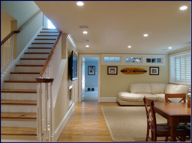 Finished Basement Ideas PA