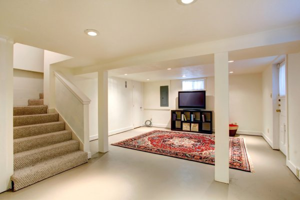 Beautiful Finished Basements Bucks County PA