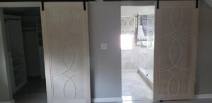 Small Bathroom Remodel Ideas Sliding Doors