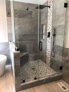 small bathroom remodeling bucks county