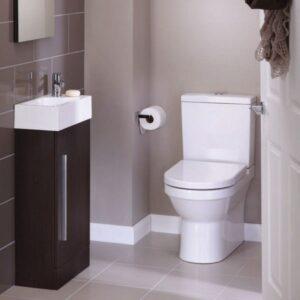 Compact Bathroom Remodel PA