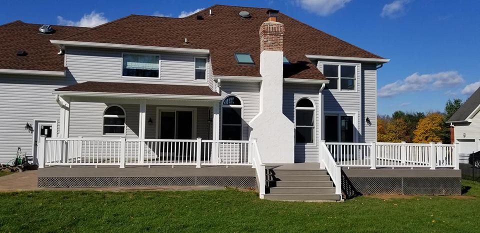 House Deck Types